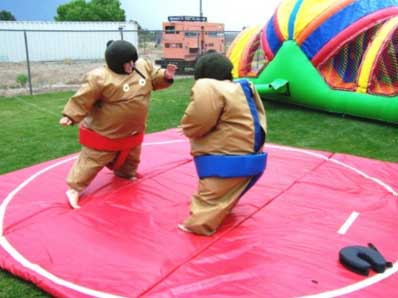 Sumo Wrestling Suits & Inflatables Sumo wrestling suits Gilbert Mesa Chandler Tempe ...