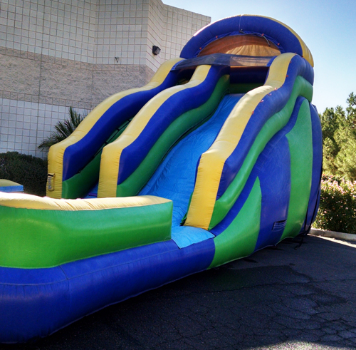 Inflatable Water Slide Az: The Wave Inflatable Slide Gilbert, Mesa, Chandler, Tempe